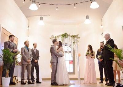 Wedding Hall Couple