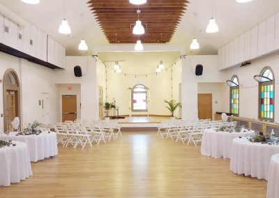 Wedding Hall Horizontal