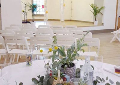 Wedding Hall Table 2