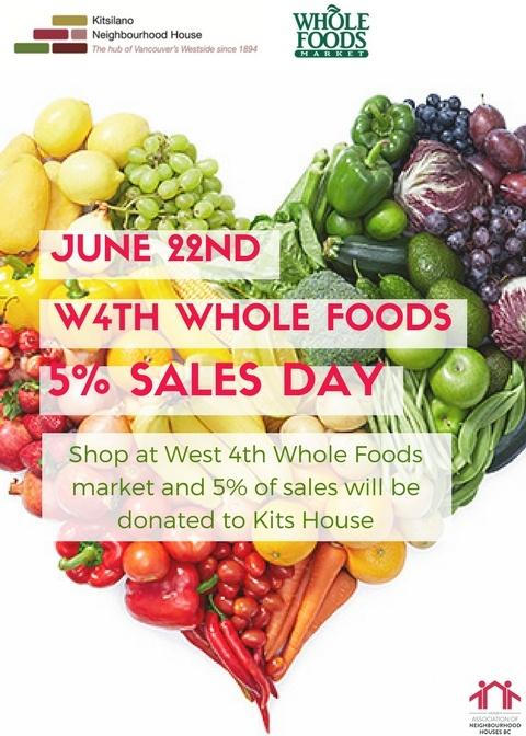 Whole Foods Kitsilano