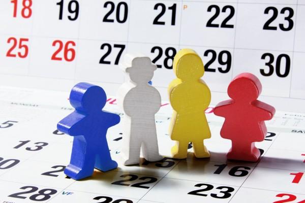 Family Program Calendar