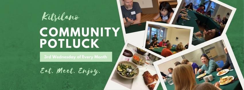 Kits Community Potlucks