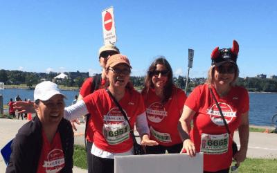 Scotiabank Charity Run