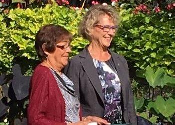 Congrats Bernie on Winning the Vancouver Quadra Hidden Heroes Award!
