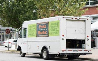 Curbside Fresh Market Truck