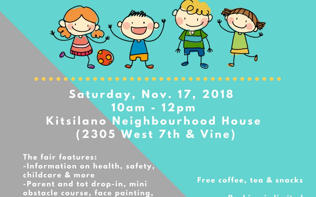 2nd Annual Westside Family Resource Fair
