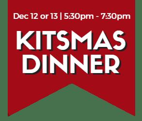 Kitsmas Dinner