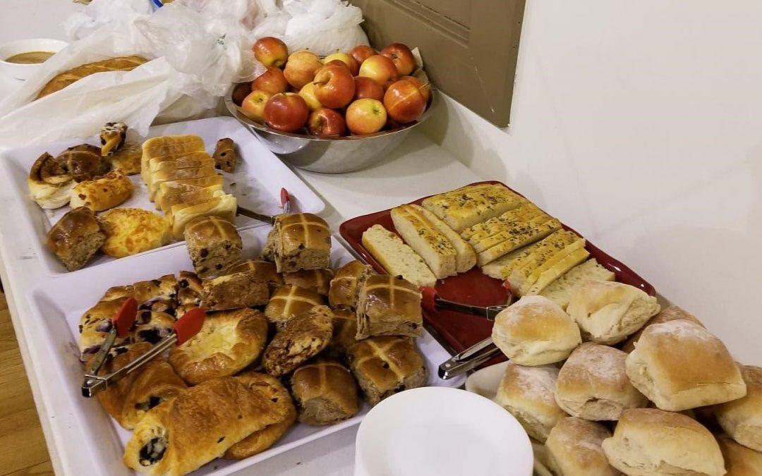 Kits Cares Cafe at Kits House