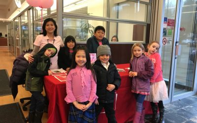 Kits House at Vancity for Pink Shirt Day 2019