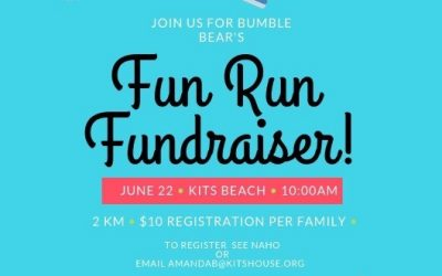 Bumble Bear's Fun Run Fundraiser