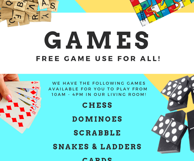 Come Out and Play Free Games at Kits House!