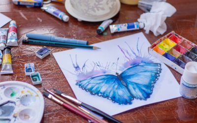 Watercolour Masterpiece Workshop