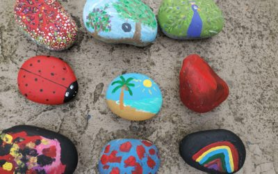 Rock Painting @ The Plaza – Maple & West 4th