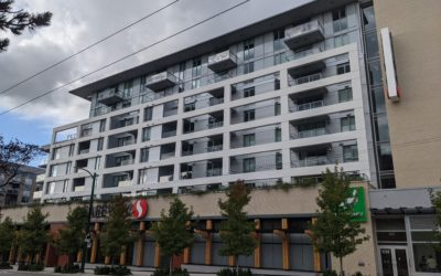 New Affordable Housing in Arbutus